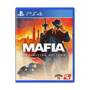 Jogo Mafia - PS4