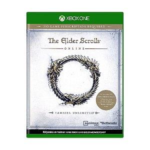 Jogo The Elder Scrolls Online: Tamriel Unlimited - Xbox One