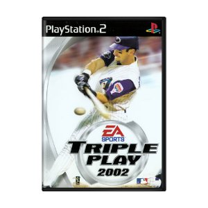 Jogo Triple Play 2002 - PS2