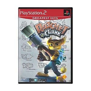 Jogo Ratchet & Clank - PS2