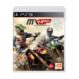 Jogo MXGP: The Official Motocross Videogame - PS3