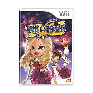 Jogo We Cheer - Wii
