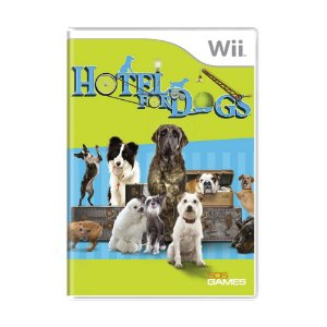 Jogo Hotel for Dogs - Wii