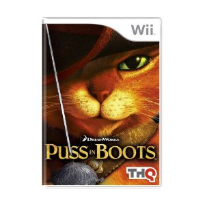 Jogo Puss In Boots - Wii