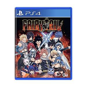 Jogo Fairy Tail - PS4