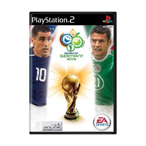Jogo 2006 FIFA World Cup Germany - PS2