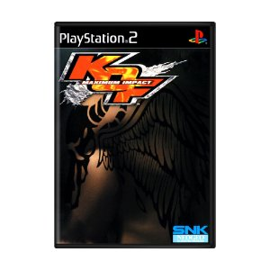 Jogo King Of Fighters: Maximum Impact - PS2