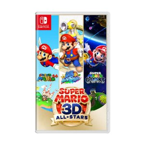Jogo Super Mario 3D All-Stars - Switch