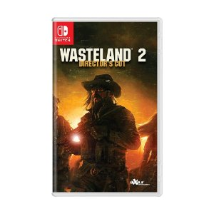 Jogo Wasteland 2: Director's Cut - Switch
