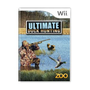 Jogo Ultimate Duck Hunting - Wii