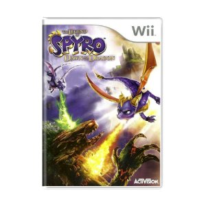 Jogo The Legend of Spyro: Dawn of the Dragon - Wii