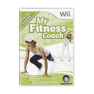 Jogo My Fitness Coach - Wii