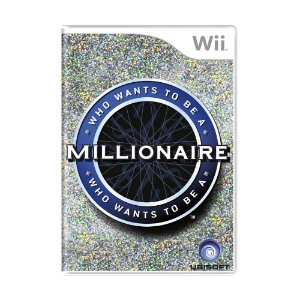 Jogo Who Wants to be a Millionaire - Wii