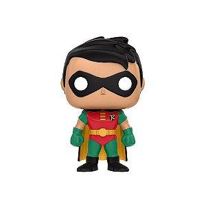Boneco Robin 153 (Batman The Animated Series) - Funko Pop!