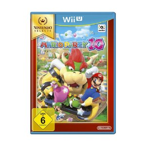 Jogo Mario Party 10 - Wii U (Europeu)