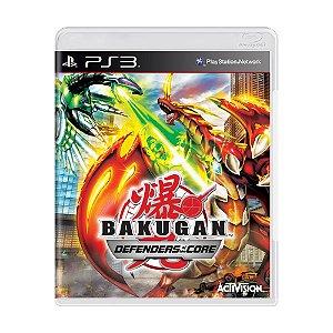 Jogo Bakugan: Defenders of The Core - PS3