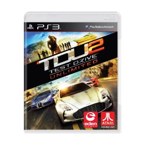 Jogo Test Drive Unlimited 2 - PS3
