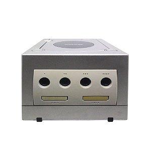 Console Nintendo GameCube Prata - Nintendo (Sem Controle)