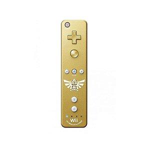 Controle Nintendo Wii Remote Plus (Edição The Legend of Zelda: Skyward Sword) - Wii U e Wii