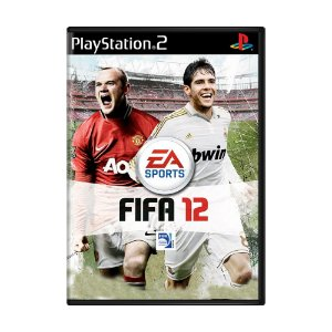 Jogo FIFA Soccer 12 - PS2