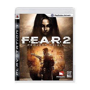 Jogo F.E.A.R. 2: Project Origin - PS3