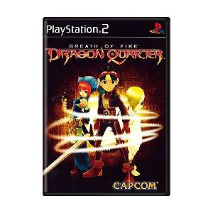 Jogo Breath of Fire: Dragon Quarter - PS2