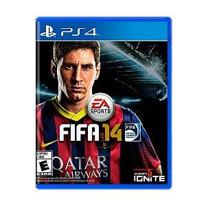 Jogo Fifa 2014 (FIFA 14) - PS4 [Inglês]