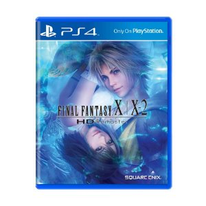 Jogo Final Fantasy X/X-2 HD Remaster - PS4