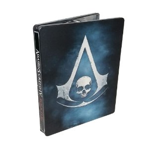 Jogo Assassin's Creed IV: Black Flag (SteelCase) - PS4
