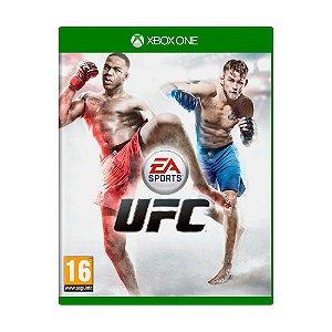 Jogo EA Sports UFC - Xbox One [Inglês]
