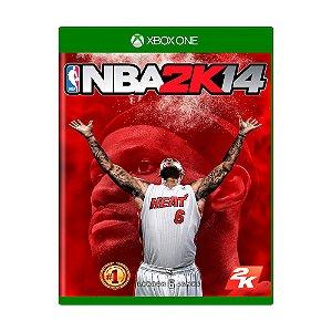 Jogo NBA 2K14 - Xbox One [Inglês]