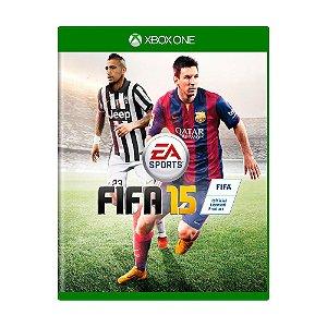 Jogo FIFA 15 - Xbox One [Inglês]