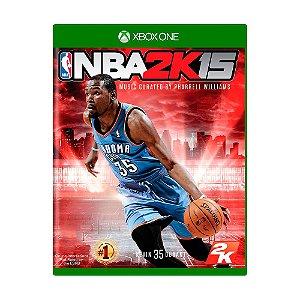 Jogo NBA 2K15 - Xbox One