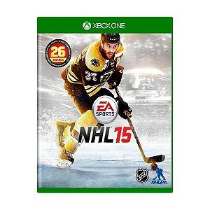 Jogo NHL 15 - Xbox One