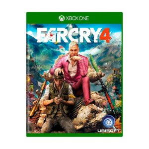 Jogo Far Cry 4 - Xbox One