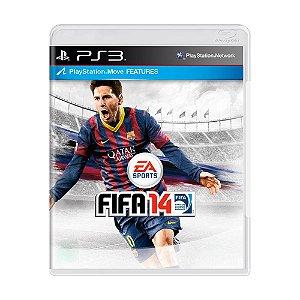 Jogo Fifa 2014 (FIFA 14) - PS3