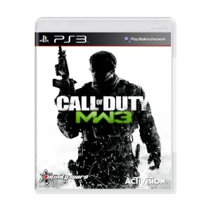 Jogo Call of Duty: Modern Warfare 3 (MW3) - PS3