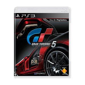 Jogo Gran Turismo 5 - PS3 [Inglês]