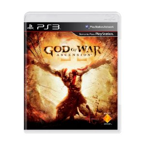 Jogo God of War: Ascension - PS3