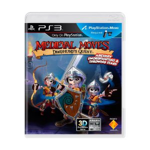 Jogo Medieval Moves: Deadmund's Quest - PS3