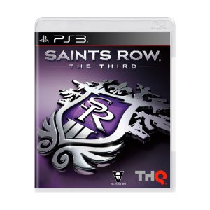 Jogo Saints Row: The Third - PS3