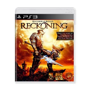 Jogo Kingdoms of Amalur: Reckoning - PS3