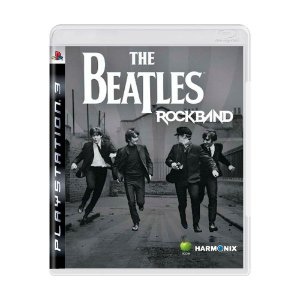 Jogo The Beatles: Rock Band - PS3