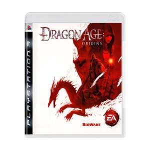 Jogo Dragon Age Origins - PS3
