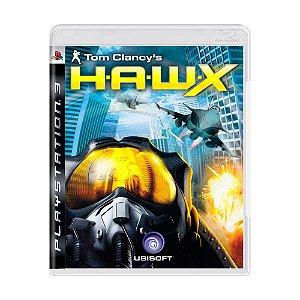 Jogo Tom Clancy's H.A.W.X - PS3