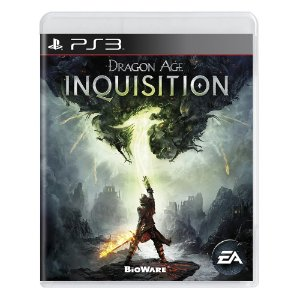 Jogo Dragon Age Inquisition - PS3