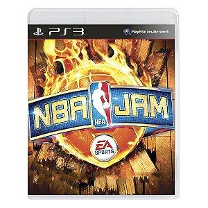 Jogo NBA Jam - PS3