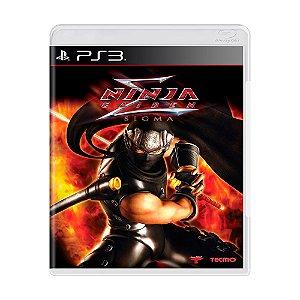 Jogo Ninja Gaiden Sigma - PS3
