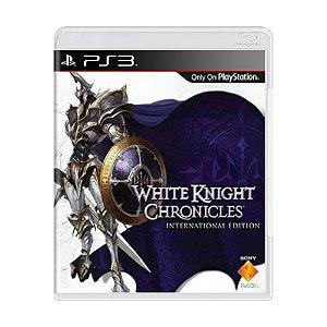 Jogo White Knight Chronicles - PS3