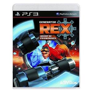 Jogo Generator Rex: Agent of Providence - PS3